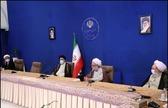گزارش تصویری دیدار رئیس و اعضای شورای مرکزی جامعه روحانیت مبارز با رئیس جمهور